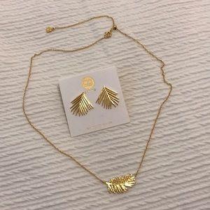 ⭐️Amazing palm leaf set